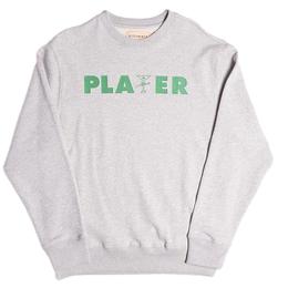 ALLTIMERS PLAYER CREW - GREY/GREEN