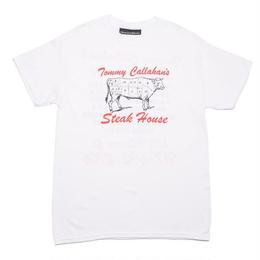 CALL ME 917 Callahan's T-Shirt White