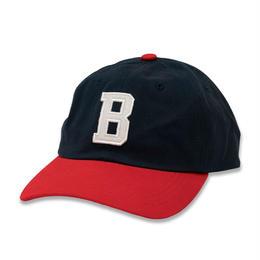 BRONZE56K B HAT NAVY/RED