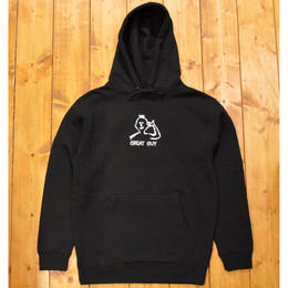 PROV GREAT GUY HOODIE - BLACK