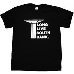 LONG LIVE SOUTHBANK LOGO T-SHIRT BLACK