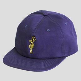 PASS~PORT - INTERNATIONAL LADY ~ 6 PANEL CAP NAVY