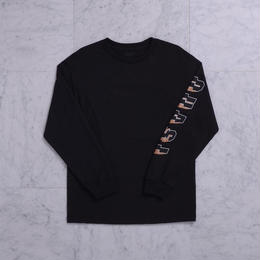 QUASI SKATEBOARDS Prix L/S T-shirts [Black]