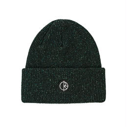 POLAR SKATE CO. HARBOUR BEANIE - DARK GREEN
