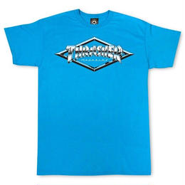 Thrasher Magazine Diamond Emblem tee in blue