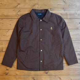 """PASS~PORT """"WORKERS"""" JACKET - CHOC/BLK"""