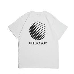 Hellrazor Logo Shirt - White