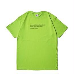 Hellrazor Kick Out Shirt - Lime
