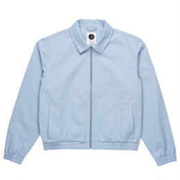 POLAR SKATE CO. HERRINGTON JACKET Dusty Blue