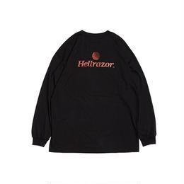 Hellrazor Trademark Logo Shirt L/S Shirt - Black