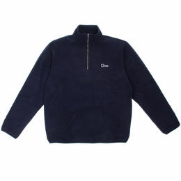 DIME POLAR FLEECE HALF-ZIP NAVY