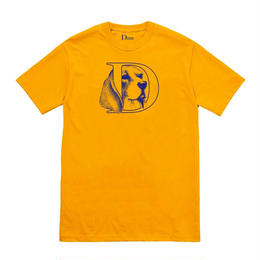 DIME DOG T-SHIRT Gold