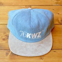 Quasi Skateboards Shortwave - Blue/Tan