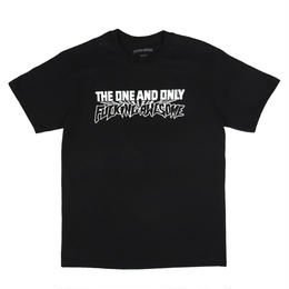 Fucking Awesome One & Only Tee Black