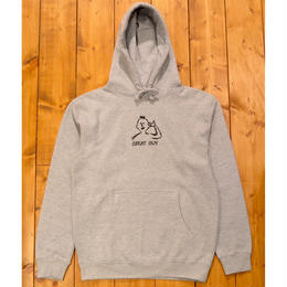 PROV GREAT GUY HOODIE - GREY