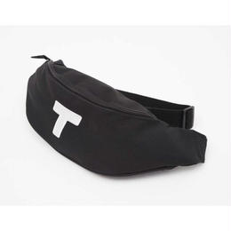 Theobalds Cap Co. T-Bag - Black / White