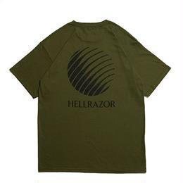 Hellrazor Logo Shirt - Olive