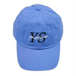 YARDSALE YS Script Cap Royal blue
