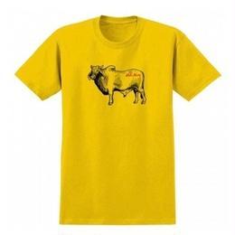 ANTI HERO COW TEE YELLOW