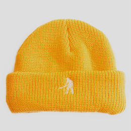 PASS~PORT - WORKERS BEANIE YELLOW