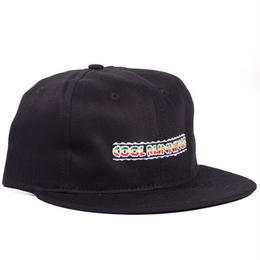 ALLTIMERS EBBETS COOL RUNNINGS HAT BLACK