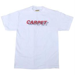 CARPETCOMPANY MISPRINT TEE White