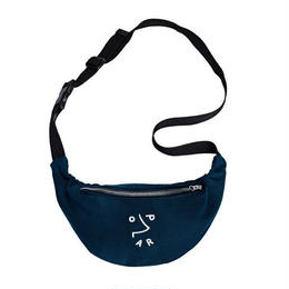POLAR SKATE CO. DANE DOODLE HIP BAG (NAVY)