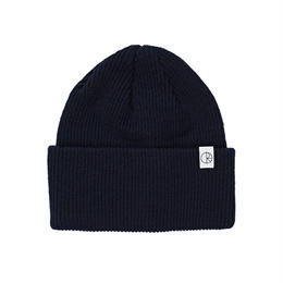 POLAR SKATE CO. MERINO WOOL BEANIE - NAVY