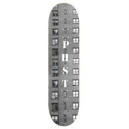 """PUBLIC HOUSING SKATE TEAM PHST """"WINDOW DECK"""" 8.5"""