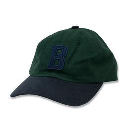 BRONZE56K B HAT GREEN/NAVY