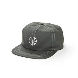 POLAR SKATE CO. CONTRAST CAP Grey Green