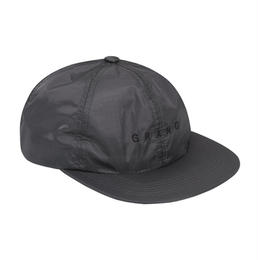 GRAND COLLECTION NYLON RIPSTOP CAP CHARCOAL