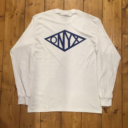 Onyx Collective  Diamond logo long sleeve T-shirts