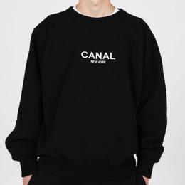 """Canal """"Premium"""" Pullover - Black"""