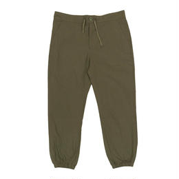 CHRYSTIE NYC CHRYSTIE JOGGER PANTS / MILITARY GREEN