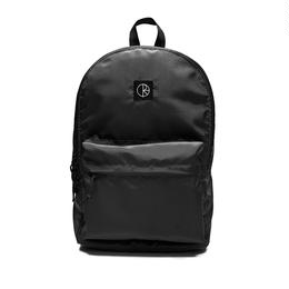 POLAR SKATE CO. RIPSTOP BACKPACK Black
