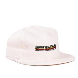 ALLTIMERS EBBETS COOL RUNNINGS HAT WHITE