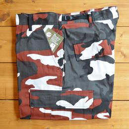 Rothco BDU Pants - Red Camo