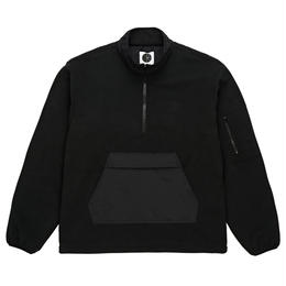 POLAR SKATE CO. GONZALEZ FLEECE JACKET Black