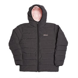ALLTIMERS FRIENDS PUFFER JACKET GREY/ROSÈ