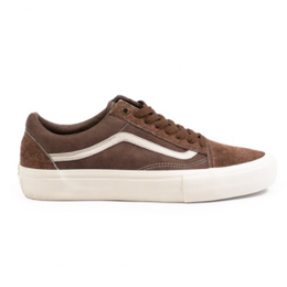 PASS~PORT X VANS OLD SKOOL PRO - CHOCOLATE