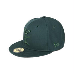 ALLTIMERS CLASSIC LOGO NEW ERA FOREST GREEN
