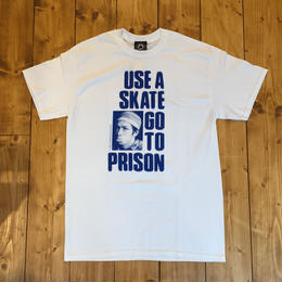 Thrasher Use A Skate To Prison Tee