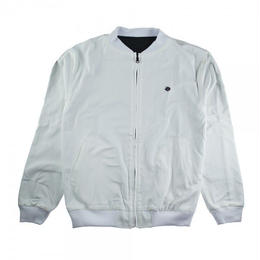MAGENTA SKATEBOARDS REVERSIBLE JACKET White / Black