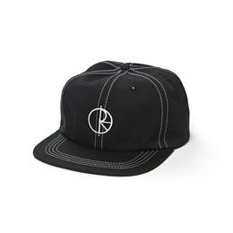 POLAR SKATE CO. CONTRAST CAP Black