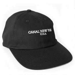 "CANAL ""Canal USA"" Adult Headwear - Black"