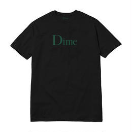 DIME CLASSIC LOGO T-SHIRT Black