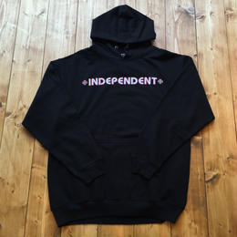 Independent Truck Co. Bar & Cross Pullover Hoodie - BLACK
