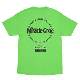 "Stingwater LIME GREEN T-SHIRT ""MIRACLE-GROE"""