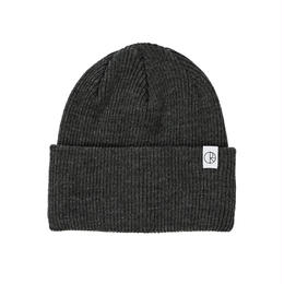 POLAR SKATE CO. MERINO WOOL BEANIE - GRAPHITE
